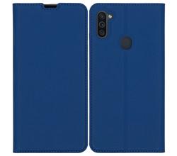 iMoshion iMoshion Slim Folio Book Case Samsung Galaxy M11 / A11 - Donkerblauw (D)