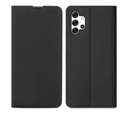 iMoshion iMoshion Slim Folio Book Case Samsung Galaxy A32 (5G) - Zwart (D)