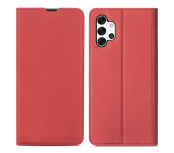 iMoshion iMoshion Slim Folio Book Case Samsung Galaxy A32 (5G) - Rood (D)