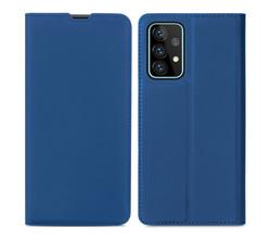 iMoshion iMoshion Slim Folio Book Case Galaxy A52(s) (5G/4G) -Donkerblauw (D)