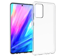 Accezz Accezz Clear Backcover Galaxy A52(s) (5G/4G) - Transparant (D)