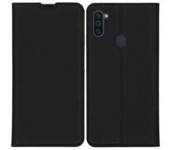 iMoshion iMoshion Slim Folio Book Case Samsung Galaxy M11 / A11 - Zwart (D)