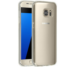 Accezz Accezz Clear Backcover Samsung Galaxy S7 - Transparant (D)