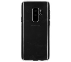 Accezz Accezz Clear Backcover Samsung Galaxy S9 Plus (D)
