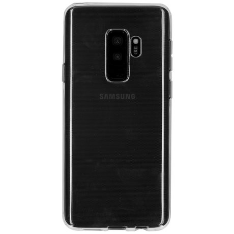 Accezz Clear Backcover Samsung Galaxy S9 Plus (D)
