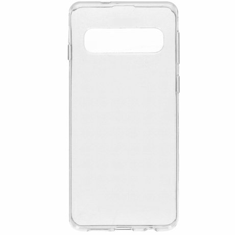 Accezz Clear Backcover Samsung Galaxy S10 (D)