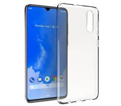 Accezz Accezz Clear Backcover Samsung Galaxy A70 - Transparant (D)