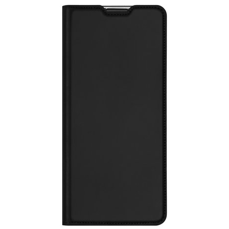 Dux Ducis Slim Softcase Booktype Samsung Galaxy S21 FE - Zwart (D)