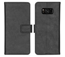 iMoshion iMoshion Luxe Booktype Samsung Galaxy S8 - Zwart (D)