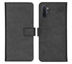 iMoshion iMoshion Luxe Booktype Samsung Galaxy Note 10 Plus - Zwart (D)