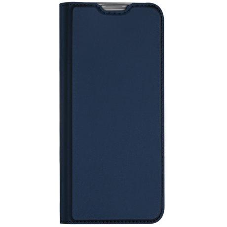 Dux Ducis Slim Softcase Booktype Samsung Galaxy Note 10 Lite - Blauw (D)