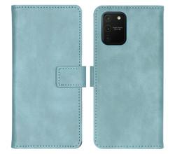 iMoshion iMoshion Luxe Booktype Samsung Galaxy S10 Lite - Lichtblauw (D)