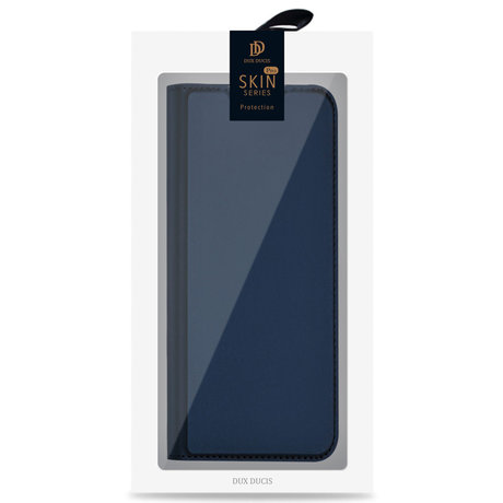 Dux Ducis Slim Softcase Booktype Samsung Galaxy S20 - Donkerblauw (D)