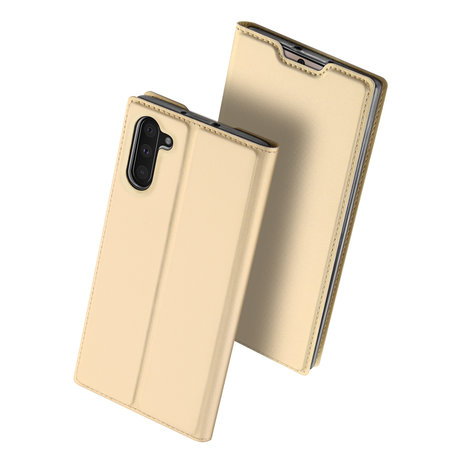 Dux Ducis Slim Softcase Booktype Samsung Galaxy Note 10 (D)