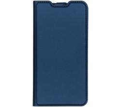 Dux Ducis Dux Ducis Slim Softcase Booktype Samsung Galaxy A10 - Donkerblauw (D)