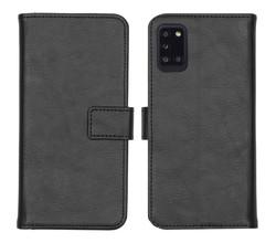 iMoshion iMoshion Luxe Booktype Samsung Galaxy A31 - Zwart (D)