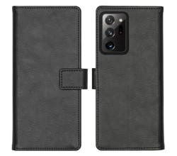 iMoshion iMoshion Luxe Booktype Samsung Galaxy Note 20 Ultra - Zwart (D)