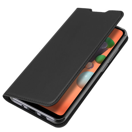 Dux Ducis Slim Softcase Booktype Samsung Galaxy M11 / A11 - Zwart (D)