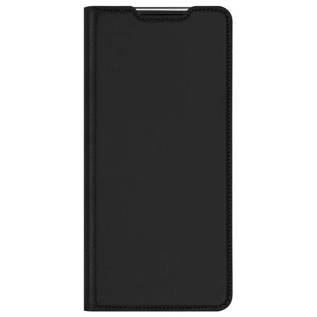 Dux Ducis Slim Softcase Booktype Samsung Galaxy A72 - Zwart (D)