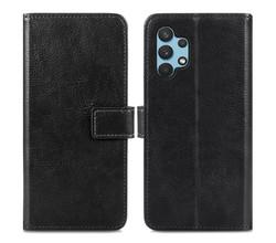 iMoshion iMoshion Luxe Booktype Samsung Galaxy A32 (4G) - Zwart (D)