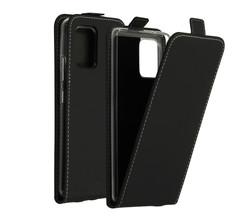 Accezz Accezz Flipcase Samsung Galaxy S10 Lite - Zwart (D)