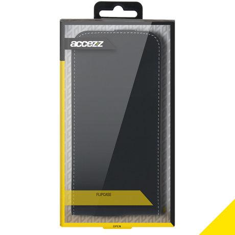 Accezz Flipcase Samsung Galaxy S20 Plus - Zwart (D)