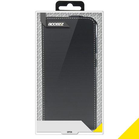 Accezz Flipcase Samsung Galaxy M31 - Zwart (D)