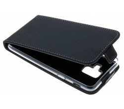 Accezz Accezz Flipcase Samsung Galaxy A6 Plus (2018) (D)