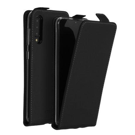 Accezz Flipcase Samsung Galaxy A50 / A30s - Zwart (D)