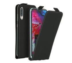 Accezz Accezz Flipcase Samsung Galaxy A70 - Zwart (D)