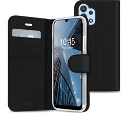 Accezz Accezz Wallet Softcase Booktype Samsung Galaxy A32 (4G) - Zwart (D)