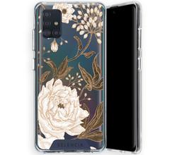 Selencia Selencia Zarya Fashion Extra Beschermende Backcover Galaxy A51 (D)