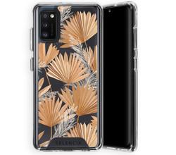 Selencia Selencia Zarya Fashion Extra Beschermende Backcover Galaxy A41 (D)