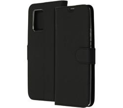 Accezz Accezz Wallet Softcase Booktype Samsung Galaxy S10 Lite - Zwart (D)