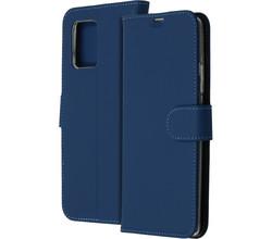 Accezz Accezz Wallet Softcase Booktype Samsung Galaxy S10 Lite - Blauw (D)