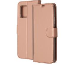 Accezz Accezz Wallet Softcase Booktype Samsung Galaxy S10 Lite - Rosé Goud (D)