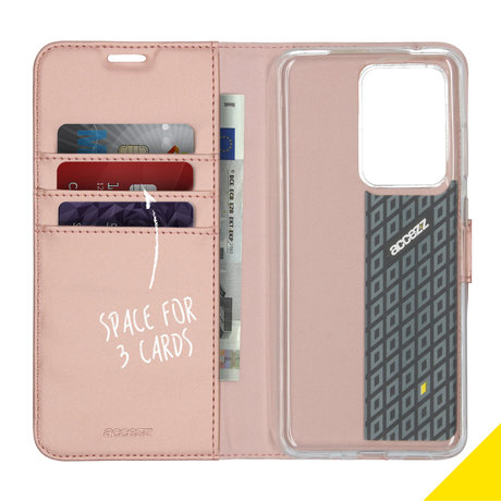 Accezz Wallet Softcase Booktype Samsung Galaxy S20 Ultra (D)