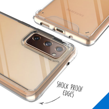 Accezz Xtreme Impact Backcover Samsung Galaxy S20 FE (D)
