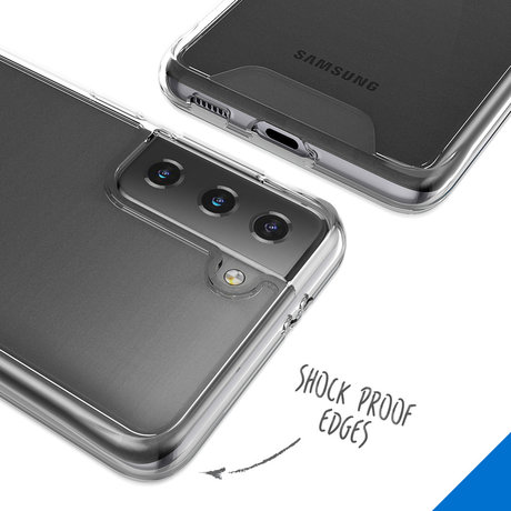 Accezz Xtreme Impact Backcover Samsung Galaxy S21 (D)