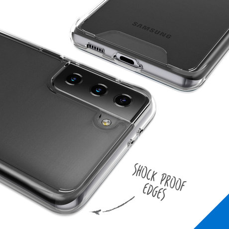 Accezz Xtreme Impact Backcover Samsung Galaxy S21 Plus (D)