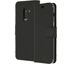 Accezz Accezz Wallet Softcase Booktype Samsung Galaxy A8 (2018) (D)