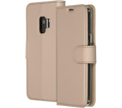 Accezz Accezz Wallet Softcase Booktype Samsung Galaxy S9 (D)