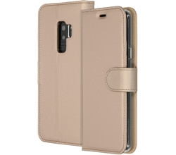 Accezz Accezz Wallet Softcase Booktype Samsung Galaxy S9 Plus (D)