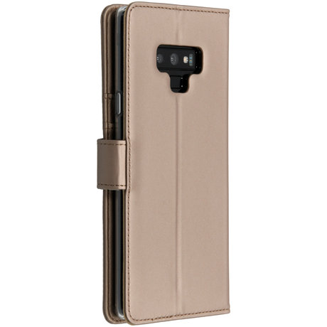 Accezz Wallet Softcase Booktype Samsung Galaxy Note 9 (D)