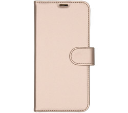 Accezz Accezz Wallet Softcase Booktype Samsung Galaxy A10 - Goud (D)
