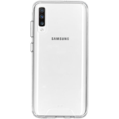 Accezz Xtreme Impact Backcover Samsung Galaxy A70 - Transparant (D)