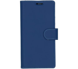 Accezz Accezz Wallet Softcase Booktype Samsung Galaxy Note 10 - Blauw (D)