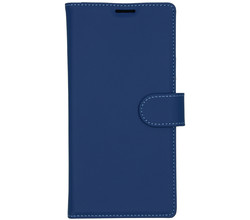 Accezz Accezz Wallet Softcase Booktype Samsung Galaxy Note 10 Plus - Blauw (D)