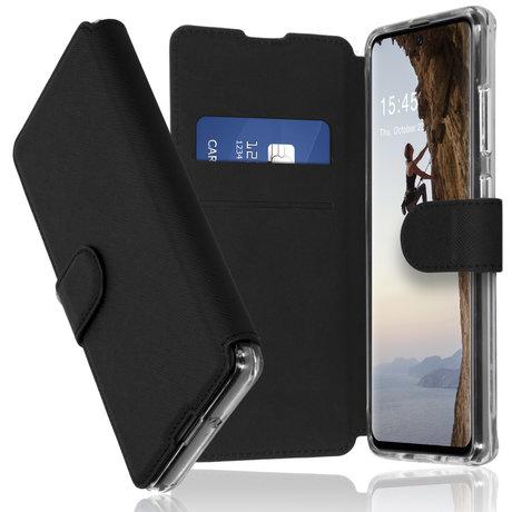 Accezz Xtreme Wallet Booktype Samsung Galaxy A51 - Zwart (D)