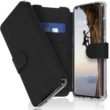 Accezz Xtreme Wallet Booktype Samsung Galaxy S20 - Zwart (D)